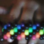 rainbow&black multi